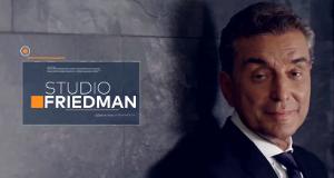 Studio Friedman – Bild: WELT