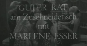 Guter Rat am Zuschneidetisch – Bild: ARD/WDR