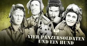 Vier Panzersoldaten und ein Hund – Bild: Pandastorm Pictures