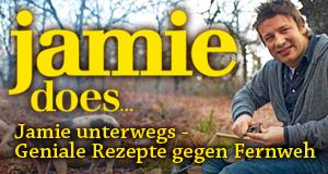 Jamie unterwegs – Geniale Rezepte gegen Fernweh – Bild: RTL Living