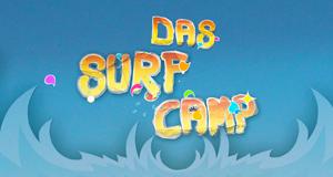 Das Surfcamp – Bild: KI.KA