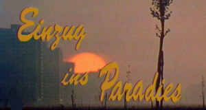 Einzug ins Paradies – Bild: DFF/mdr (Screenshot)