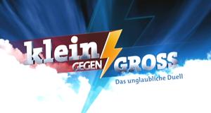 Klein gegen Groß – Bild: ARD