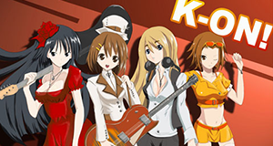 K-On! – Bild: Kyoto Animation