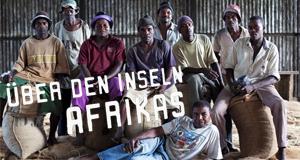 Über den Inseln Afrikas – Bild: arte/ARD