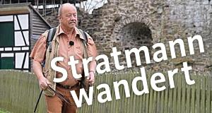Stratmann wandert – Bild: WDR/saga media