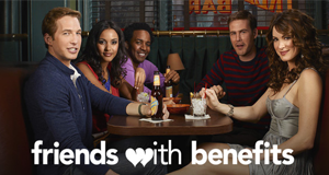 Friends with Benefits – Bild: NBC