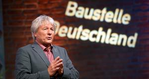 Jürgen Becker: Baustelle Deutschland – Bild: WDR/Melanie Grande