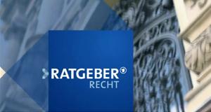 ARD-Ratgeber: Recht – Bild: ARD