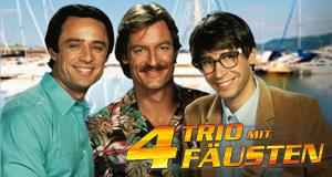 Trio mit vier Fäusten – Bild: Universum Film