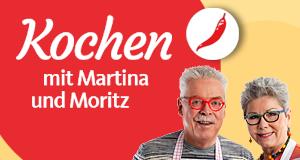 Kochen mit Martina und Moritz – Bild: WDR