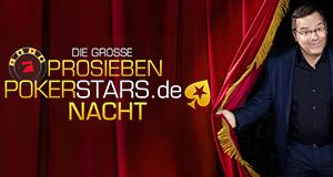 Die große ProSieben Pokerstars.de-Nacht – Bild: ProSieben/Willi Weber