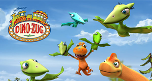 Dino-Zug – Bild: Disney/The Jim Henson Company