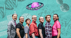 Science Busters – Bild: pertramer.com/Büro Alba