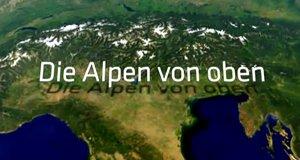 Die Alpen von oben – Bild: arte