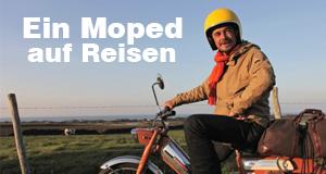 Ein Moped auf Reisen – Bild: arte