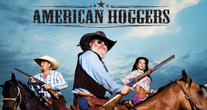 American Hoggers – Die Campbells auf der Jagd – Bild: A&E Television Networks, LLC.