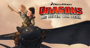 Dragons – Bild: Cartoon Network