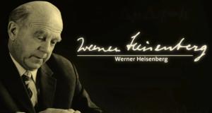 Werner Heisenberg – Bild: BR (Screenshot)