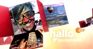 hallo deutschland - hautnah – Bild: ZDF (Screenshot)