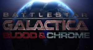 Battlestar Galactica: Blood & Chrome – Bild: Koch Media GmbH - DVD