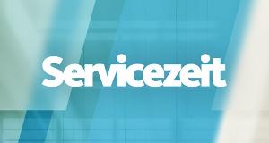 Servicezeit – Bild: WDR