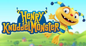 Henry Knuddelmonster – Bild: Disney Junior