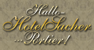 Hallo - Hotel Sacher... Portier! – Bild: Studio Hamburg Enterprises