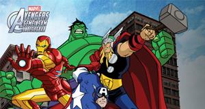 Avengers – Gemeinsam unbesiegbar! – Bild: Disney XD