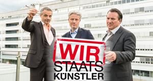 Wir Staatskünstler – Bild: ZDF und ORF/Thomas Jantzen