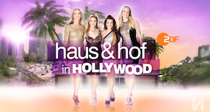 Haus und Hof in Hollywood – Bild: ZDF