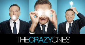 The Crazy Ones – Bild: CBS