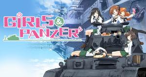 Girls und Panzer – Bild: Actas
