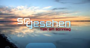 So gesehen – Talk am Sonntag – Bild: Sat.1