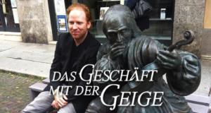 Das Geschäft mit der Geige – Bild: ZDF/Harald Hoffmann