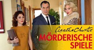 Agatha Christie: Mörderische Spiele – Bild: Escazal Film / Gilles Scarella