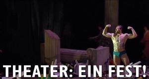 Theater: Ein Fest! – Bild: 3sat/Screenshot