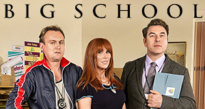 Big School – Bild: BBC