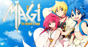 Magi: The Labyrinth of Magic – Bild: EMP