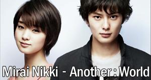 Mirai Nikki – Another:World – Bild: Fuji TV