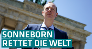 Sonneborn rettet die Welt – Bild: ZDF/Andreas Coerper