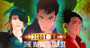 Doctor Who: The Infinite Quest – Bild: BBC