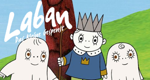 Laban, das kleine Gespenst – Bild: Filmlance