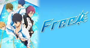 Free! – Bild: Kyoto Animation