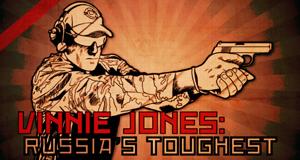 Vinnie Jones – Russlands härteste Jobs – Bild: National Geographic Channel