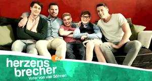 Herzensbrecher – Vater von vier Söhnen – Bild: ZDF