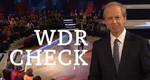 WDR-Check – Bild: WDR