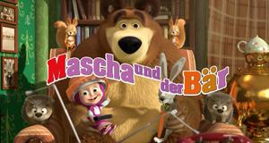 Mascha und der Bär – Bild: KiKA/Animaccord Animation Studio