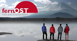 fernOst – Von Berlin nach Tokio – Bild: rbb/Ansgar Frerich
