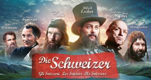 Die Schweizer – Bild: SRF